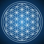 mandala, flower of life, sacred geometry