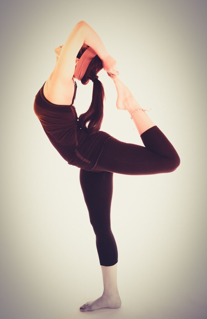 sport, exercise, stretching